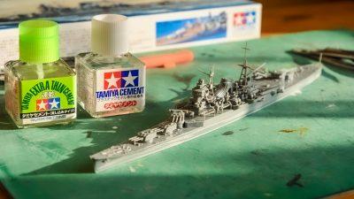 「金属製艦船模型」を半日で手に入れる方法