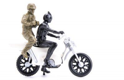小さくたって精密だ。「隠れバイク模型」で軽率に走り出せ!