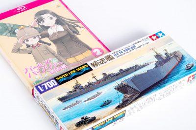 これぞ隠れ戦車模型! 〜知波単学園に学園艦があったなら。