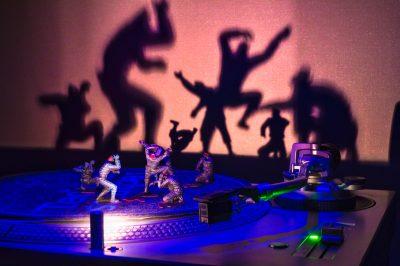 踊れ!! ミリタリーミニチュア!「人形改造の第一歩」を踏みだした男の話。