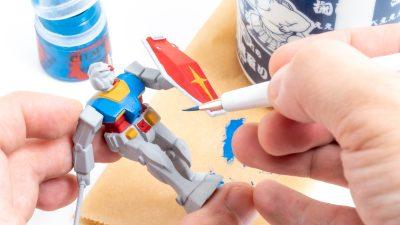 筆塗り上手になりたい/「抜けるような空色」の巻