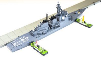 艦船模型の頼れる相棒、タグボートのプラモで楽しむ押し引き。