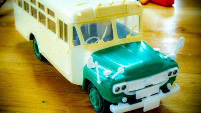 きみと夏の終わり、車をいじって、プラモデルを作ったことを忘れない。