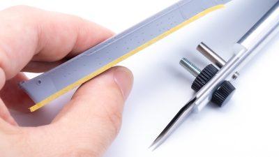 細いマステが好きなときに好きなだけ作れる!「平行斬り」専用のスペシャル連刃刀、爆誕!
