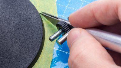 細いマステが作れるガイアノーツの連刃刀、曲線カットはどうなのさ?