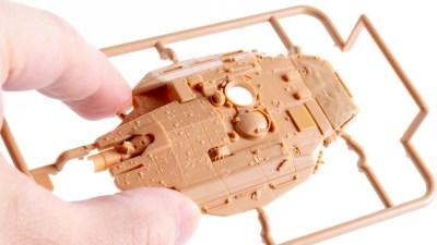 「戦車模型界のいきなりステーキ」、ホビーボスのメルカバをキミは知っているか!?