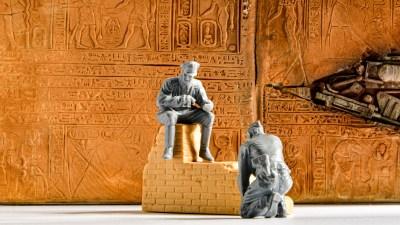 古代エジプトへのワープ大成功!!「ナイルの力が宿る棒」はやっぱり凄かった!!!