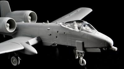 花金だ!仕事帰りに買うプラモ。空の横綱!!「A-10A サンダーボルトII」。