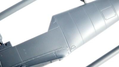 内藤あんもの「棚からひとつかみ」/チェコからやってきたスペインを飛ぶドイツ機のプラモデル