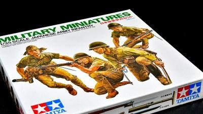 ピックアップ・タミヤMMフィギュア! これぞ「日本兵プラモ」の大傑作!! 終戦から30年の生々しさを味わう。