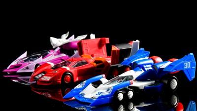 「車模型のエントリーグレード」!! メガハウス ヴァリアブルアクションキット 新世紀GPXサイバーフォーミュラ