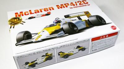 F1、2021年シーズン開幕!! 現代にも繋がるF1のテクノロジーを「プラッツ/NuNu 1/20 マクラーレン MP4/2C」で体感しよう!!!