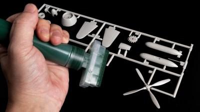 実験/プラモ塗装用ウルトラ極太マーカーを自作する。
