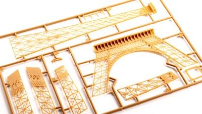 Excusez-moi, Eiffel!/満を持して、「エッフェル塔のプラモデル」を買う。