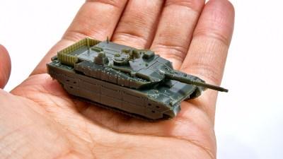 何かと忙しい春の新生活に寄り添ってくれるプラモお届けします。「ピットロード 1/144 陸上自衛隊 10式戦車」