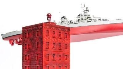 コア化した建物を作って自宅のL結界密度を高める。