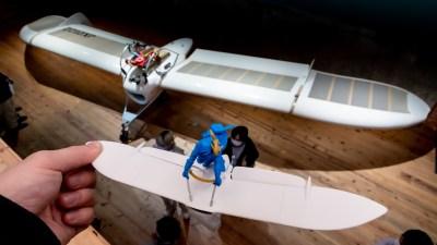 メーヴェとナウシカ。M-02Jと八谷和彦/プラモデル越しの握手に電流が走った日。