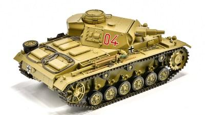 何から何までやらないことの楽しさ。「缶スプレー塗装」が導く戦車プラモのええ感じ。