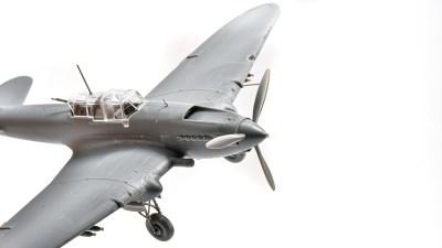 花金だ!仕事帰りに買うプラモ。/撃ってよし!守ってよし!「軍用機史上最も作られた飛行機」のプラモで乾杯だ!!