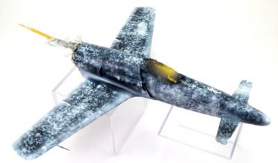君の名は/「飛行機模型の汚し塗装」をウスラボンヤリした知識で試行錯誤する。