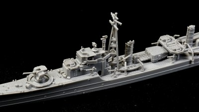 これがプラモの松竹梅。ヤマシタホビーの「竹」で楽しむ最新艦船模型のお味。