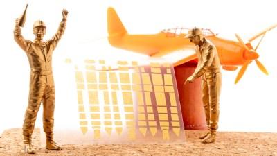 飛行機プラモの鬼門、窓枠塗装のハードルが一気に下がる「カット済みマスキングシート」のススメ。