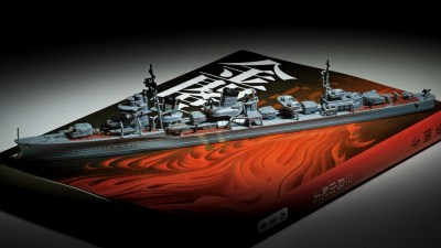 金閣を焼かねばならぬなら、駆逐艦は作らねばならぬ。