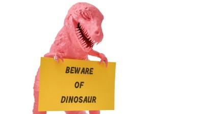 時代を映すタミヤのロングセラー/旧キットから読む恐竜造形の「モード」 。