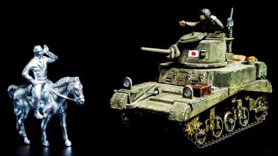 失敗を恐れずに突撃するぞ! 「帝国陸軍最強戦車」を完成させた話