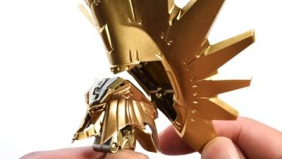 """最新ロボットプラモ&ランナーまるごと塗装で味わう、""""組み立ての神髄""""!ボークス1/100KOG-AT 〜おきらく製作紀行〜"""