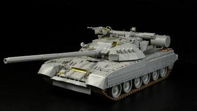 「あの頃の最強ロシア戦車」がプラモで爆誕!!! トランペッターのロシア愛の超熟をいただきます。