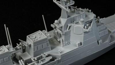 海上自衛隊の新鋭艦まやを2021年のプラモクオリティーでいただきます!「ピットロード イージス護衛艦 DDG-179 まや」