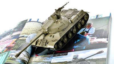 花金だ!仕事帰りに買うプラモ。/全人類がマッハで重戦車! タミヤの傑作プラモ「ソビエト陸軍 重戦車 JS3 スターリン 3型」