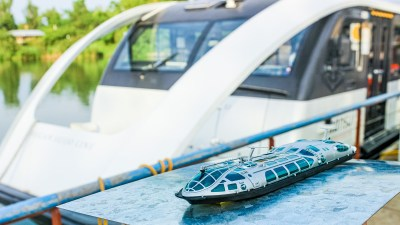 観光船に乗ったから、観光船のプラモデルを作る/フジミ 1/150 ヒミコ