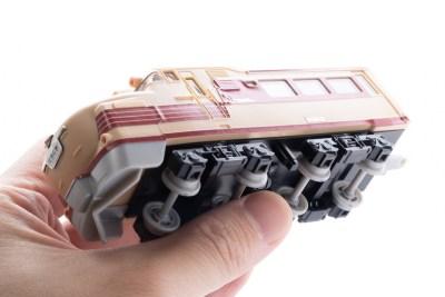 キングオブホビー、鉄道模型とプラモの関係を考えた話。