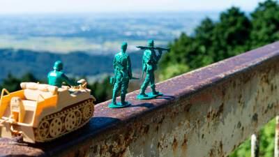 プラモで旅情。筑波山とファンタジーとケッテンクラート。