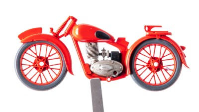 5cmだけのバカンスを、好きな色のバイクと過ごす。/タミヤ 1/35 ドイツ陸軍 軍用オートバイ 野戦伝令セット