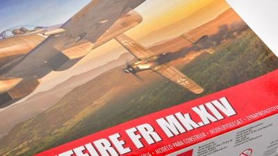 燃えるフォッケウルフが俺のハートに火をつけた! 「タミヤ 1/48 フォッケウルフ Fw190 D-9」。
