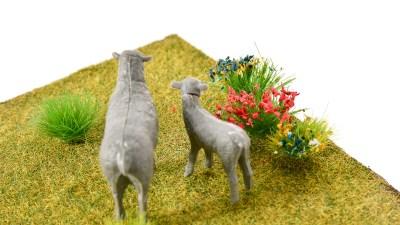 プラモに花を咲かせましょう〜!2手で花咲く 「KATO 千草と花づくし」